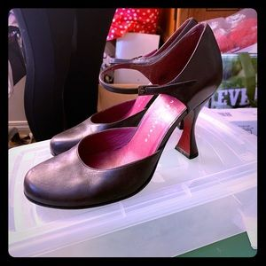 Martinez Valero brown shoes